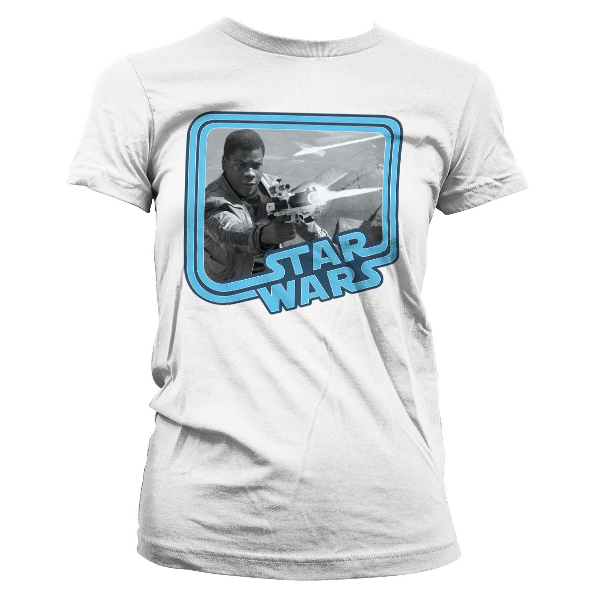 Star Wars 7 – Finn Girly Tee
