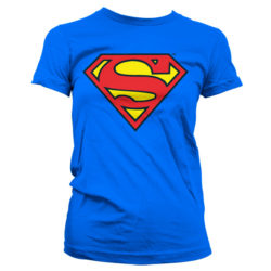 Superman Logo Women's T shirt