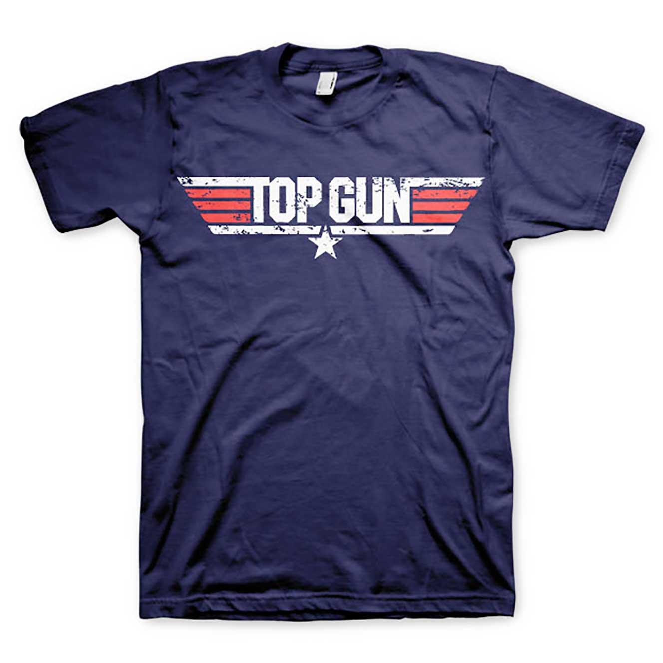 top-gun-logo-t-shirt