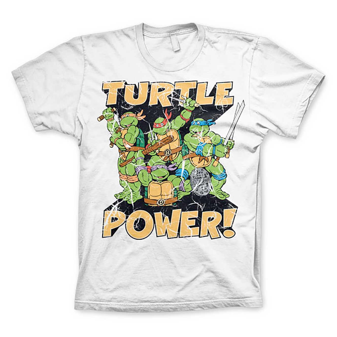 turtles-turtle-power-t-shirt
