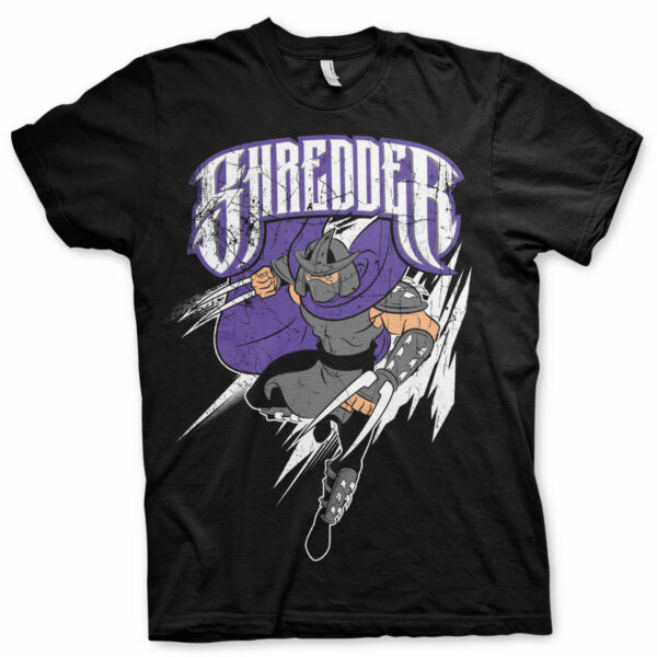 Shredder-t-shirt
