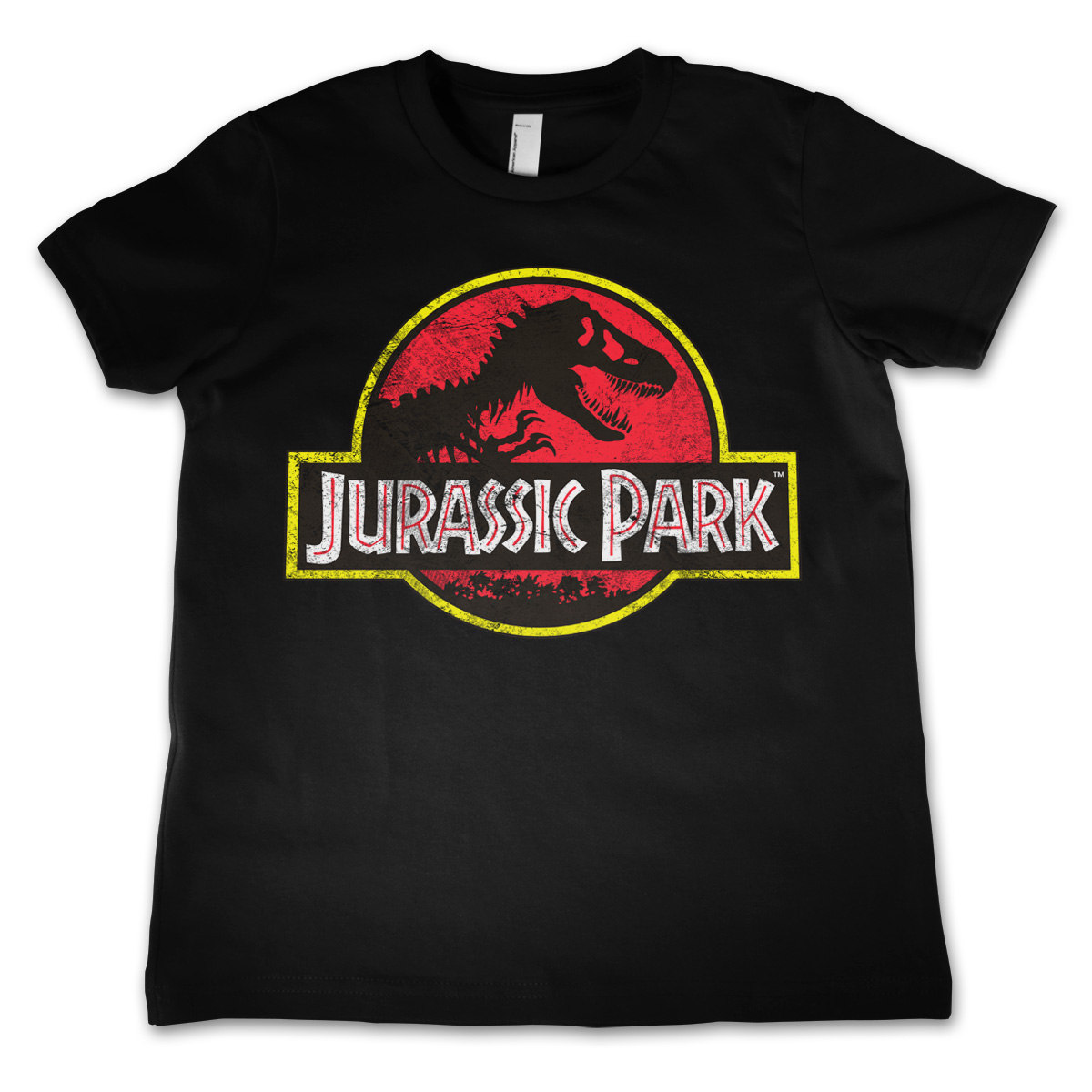 Jurassic-Park-T-shirt-Børn