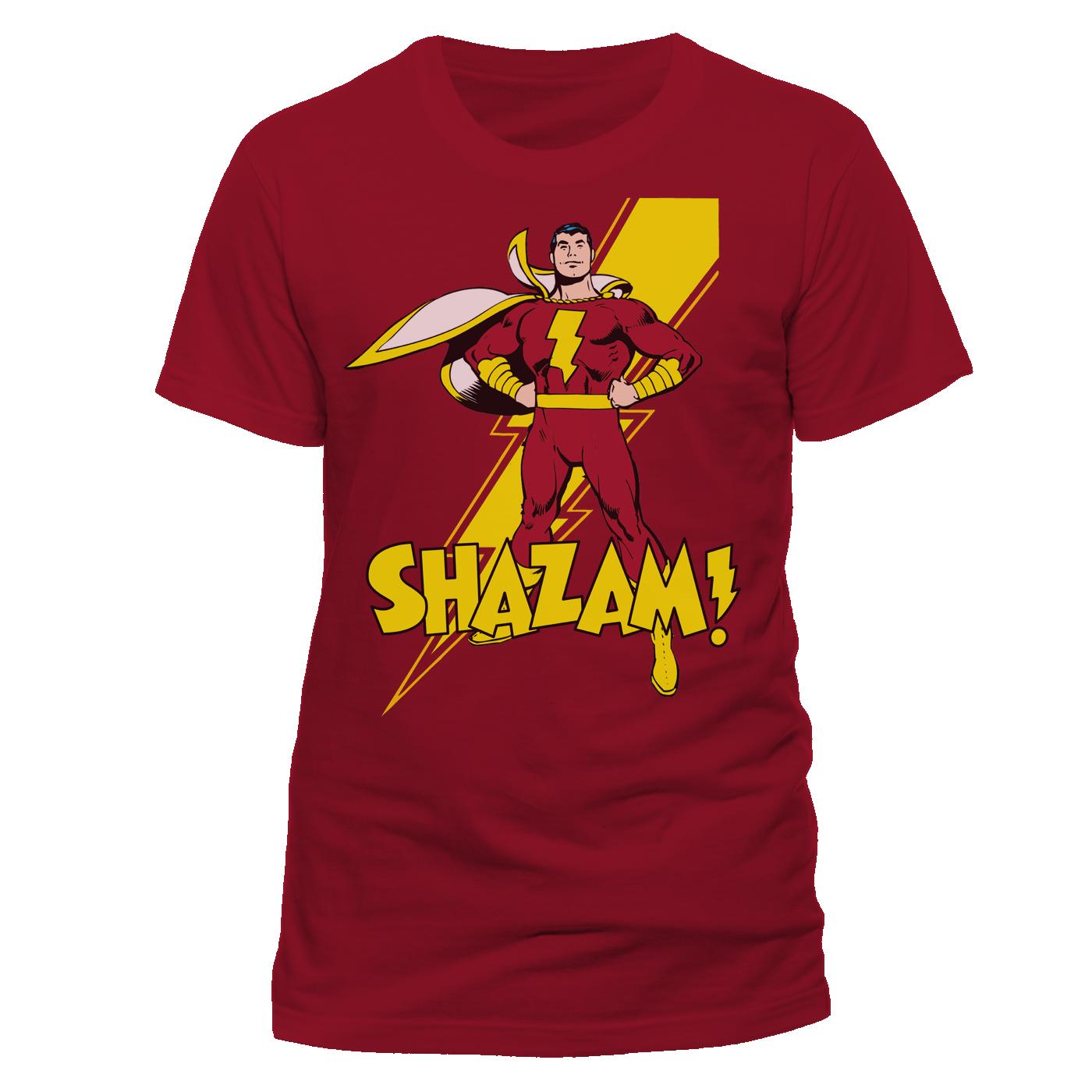 Shazam-Pose