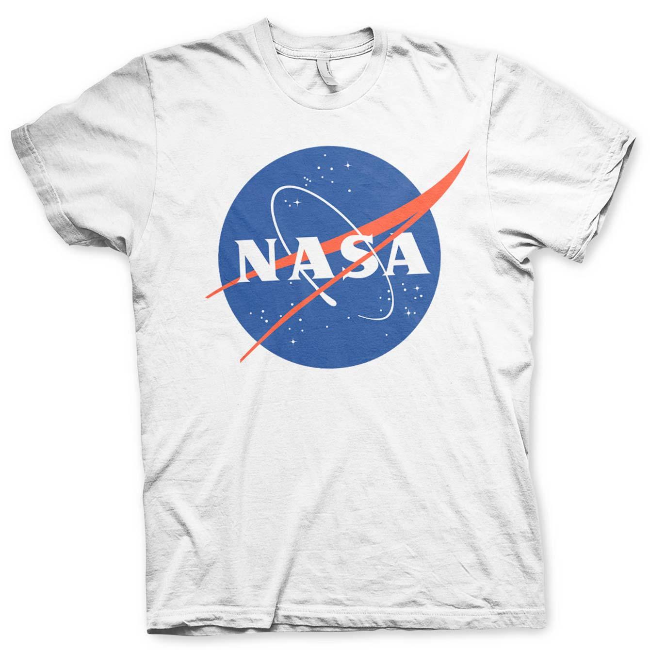 nasa-logo-hvid-t-shirt