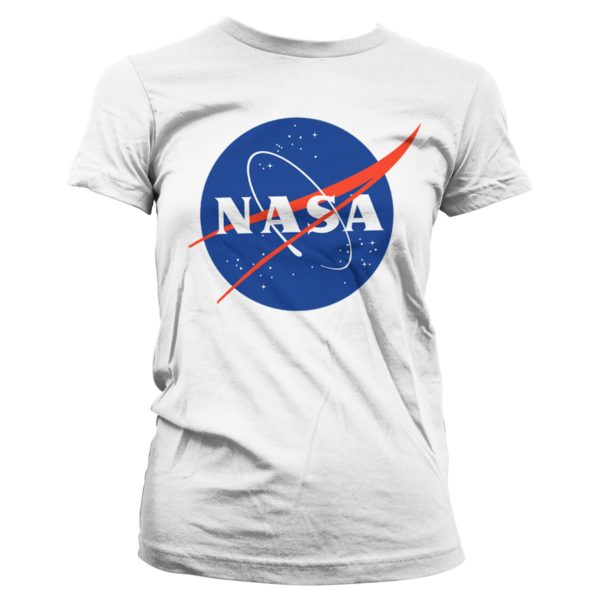 nasa-logo-hvid-womens-t-shirt