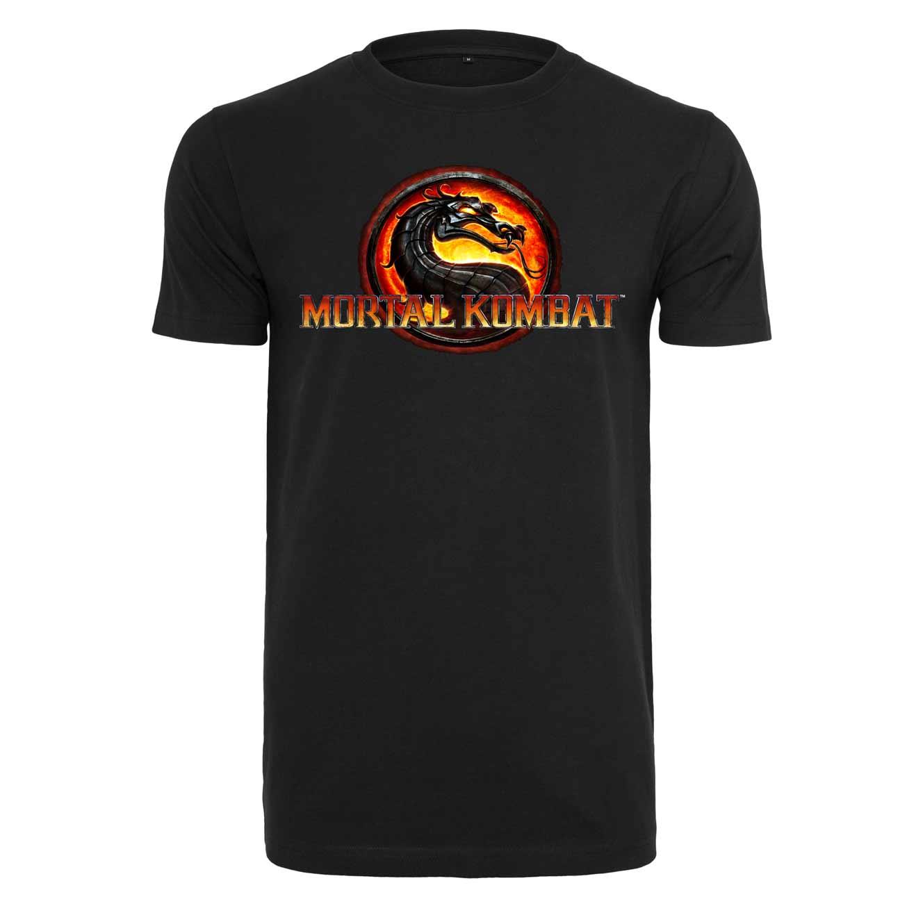 mortal-kombat-logo-t-shirt