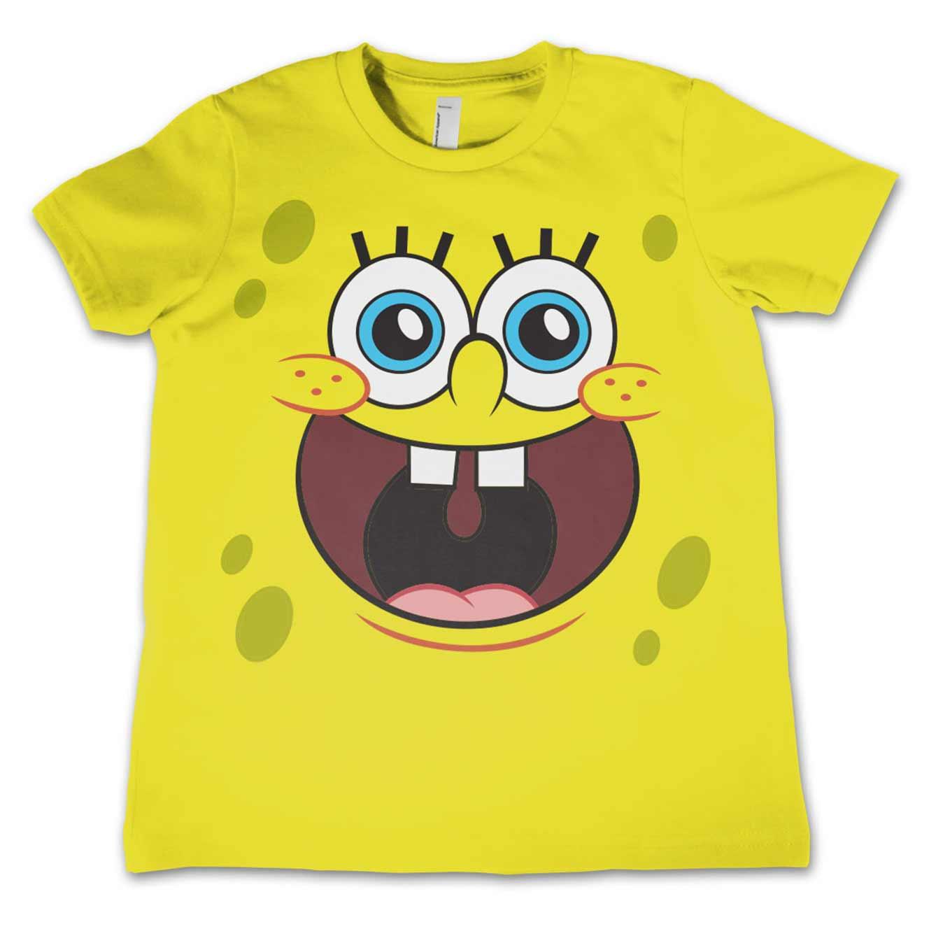 SvampeBob Firkant Børne T-shirt