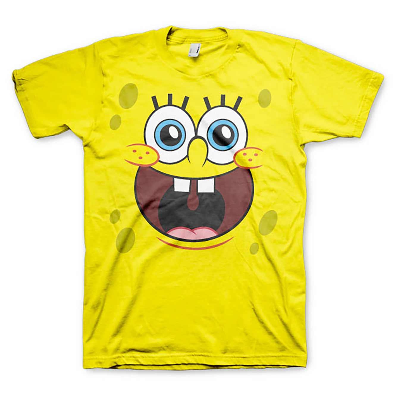 svampe-bob-firkant-t-shirt